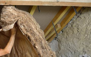 Kelvindale pitched roof insulation costs